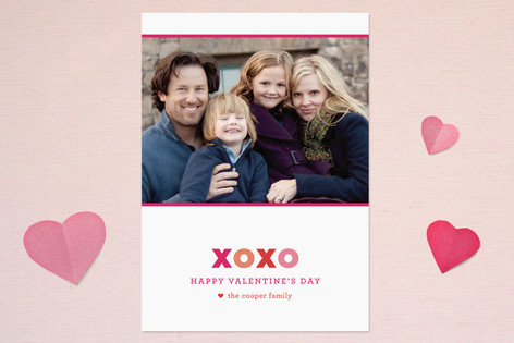 Simply Valentine's Day Cards