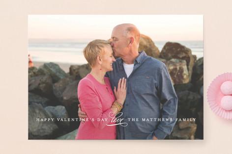 Understated Valentine's Day Cards