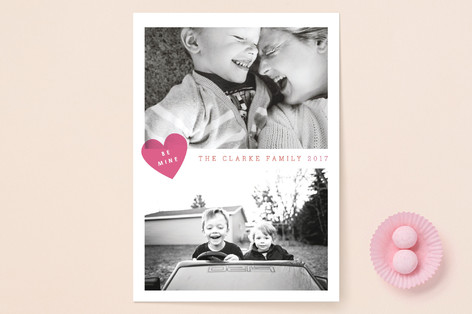 Sweet Heart Valentine's Day Cards
