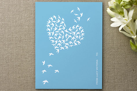 Flock Valentine's Day Cards