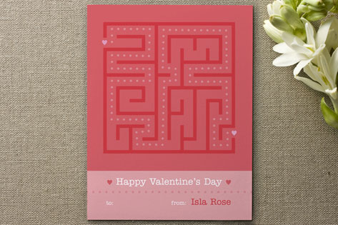 Heart to Heart Valentine's Day Cards