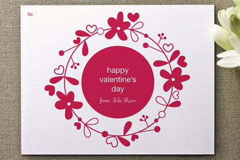 Love Loop Valentine's Day Cards