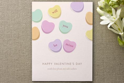 Sweet Conversation Valentine's Day Cards