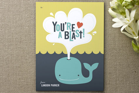 You're a Blast Valentine's Day Cards