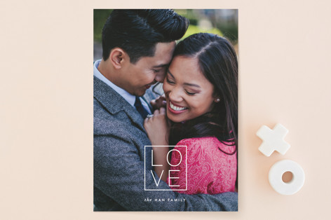 Anything But Square Valentine's Day Cards