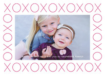 Xoxoxo Valentine's Day Cards By Lauren Chism