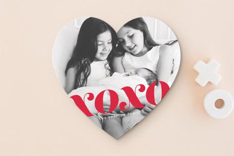 xo fancy Valentine's Day Cards