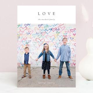 Minimal Joy Valentine's Day Cards