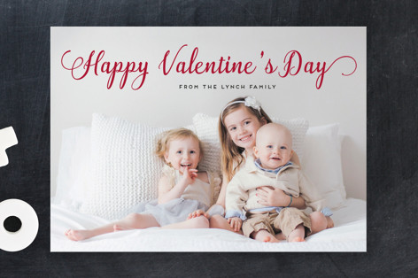 Stylish and Merry Valentine's Day Cards