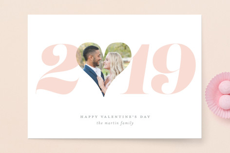 Valentine Yearly Love Valentine's Day Cards