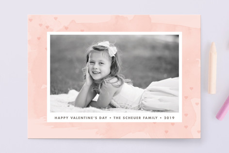 Sending Hearts Valentine's Day Cards