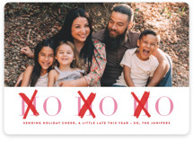 This is a red valentines day by Lori Wemple called HOHOXO with standard printing on smooth signature in standard.