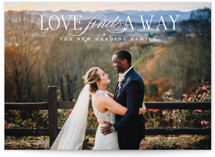 This is a white valentines day by Erin L. Wilson called Love finds a way with standard printing on signature in standard.