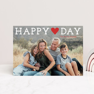 Happy Love Day Valentine's Day Petite Cards