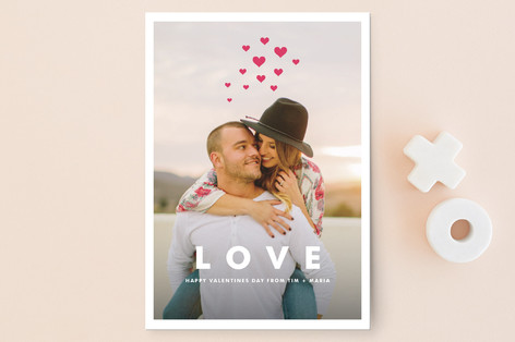 Hearts Aflutter Valentine's Day Petite Cards