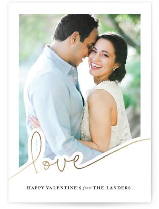 Framed Love Valentine's Day Petite Cards