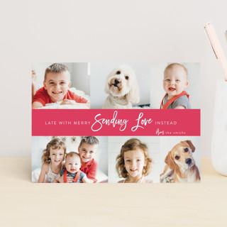 joy love Valentine's Day Petite Cards