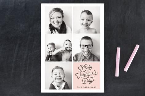 Merry Valentine Valentine's Day Petite Cards