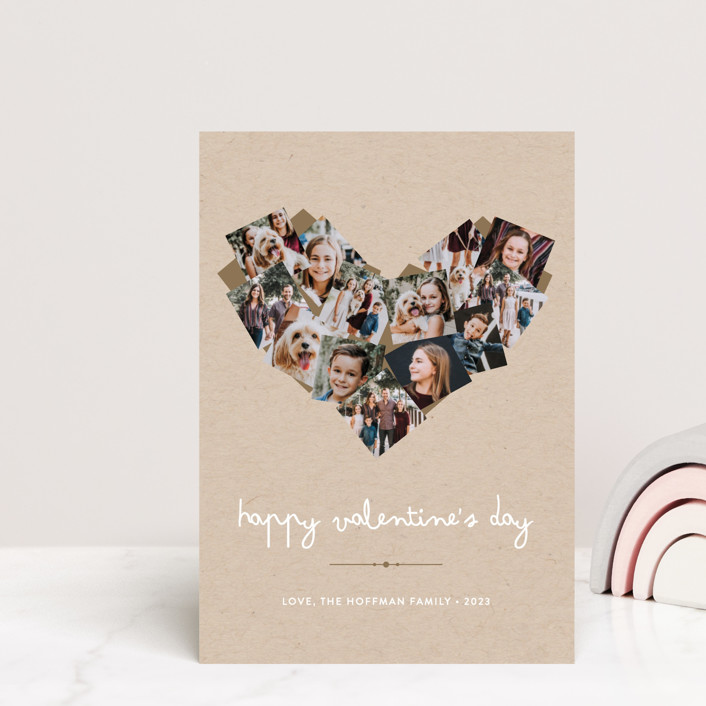 """Abundant Love"" - Valentine's Day Petite Cards in Silver by heythird."