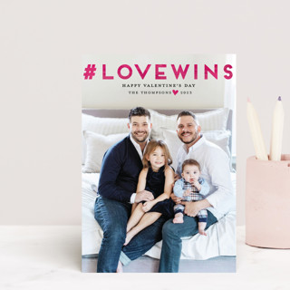 #LOVEWINS Valentine's Day Petite Cards