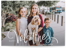 This is a white valentines day by Alethea and Ruth called Whimsy Letters with standard printing on smooth signature in petite.