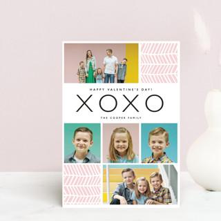 valentine's collage Valentine's Day Postcards