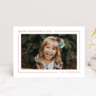 Simply Serene Valentine's Day Postcards