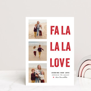 Fa la love valentines day postcards by susan brow minted fa la love valentines day postcards sciox Images