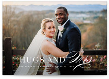 Hugs and Mrs. by Bethany Anderson
