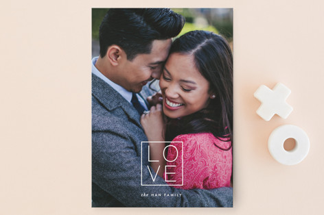 Anything But Square Valentine's Day Postcards