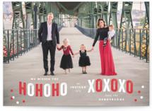 Ho Ho Xo by Lauren Chism