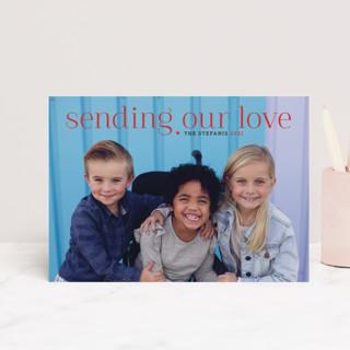 Timeless Greeting Valentine's Day Postcards