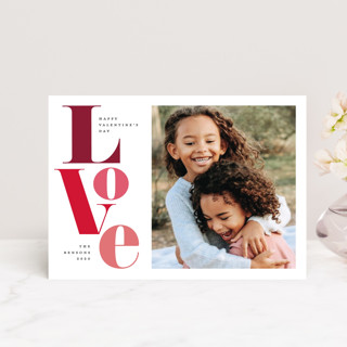 Love Always Valentine's Day Postcards
