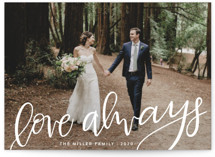 Lettered Love Always by Amy Payne