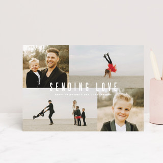 Indie Valentine's Day Postcards