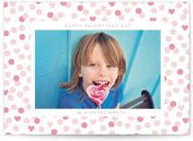 valentine confetti by Baumbirdy