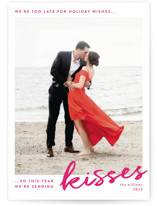 We're Sending Kisses by Liz Conley