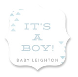 home decor instock test Baby Shower Stickers