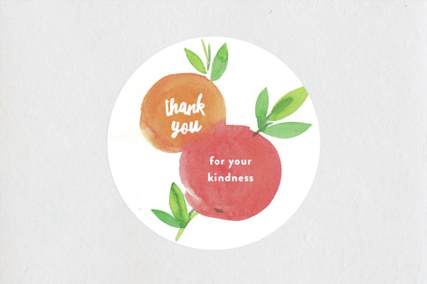 Fill their Freezer Baby Shower Stickers