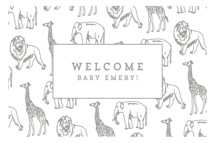 Animal Parade by Waldo Press