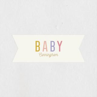 Procreation Celebration Baby Shower Stickers
