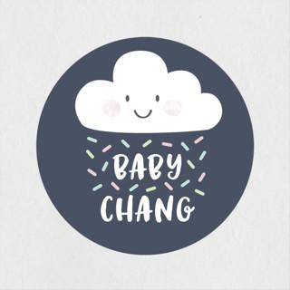 Cloud Nine Baby Shower Stickers