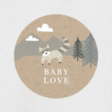 Baby Shower Stickers