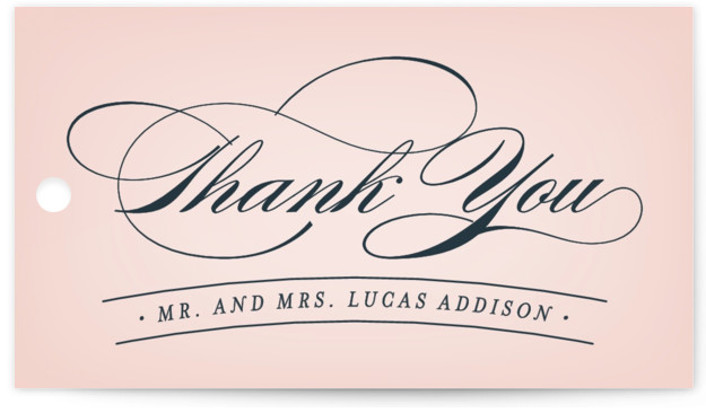 This is a landscape destination, hand drawn, modern, whimsical, pink Wedding Favor Tags by Hooray Creative called Big City New York City with Standard printing on Signature in Tag Flat Card format. Add the perfect finishing touch to all of ...