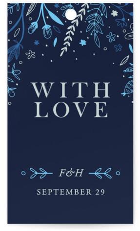 Fairytale Wedding Favor Tags