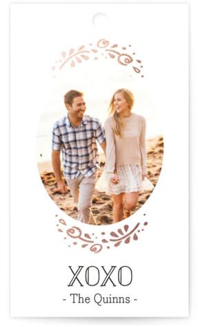 Joyful Wedding Favor Tags