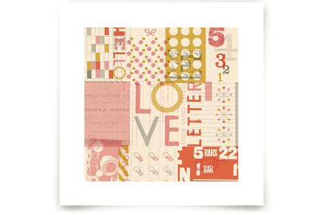 Love Letter Art Prints