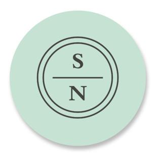 Notable Wedding Favor Stickers