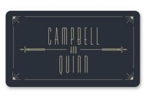 Elegantly Modern Wedding Favor Stickers