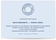 Beloved Print-It-Yourself Wedding Invitations
